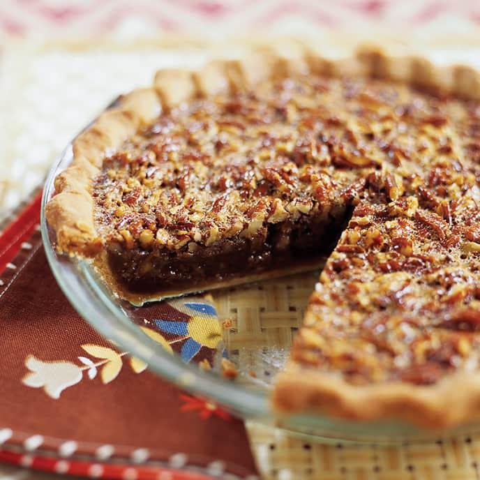 Southern Pecan Praline Pie