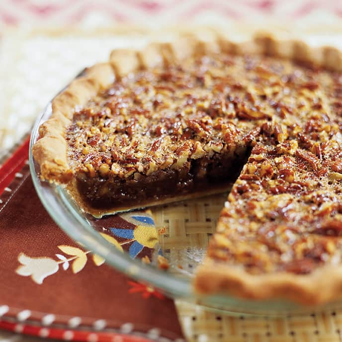 After-Hours Southern Pecan Praline Pie