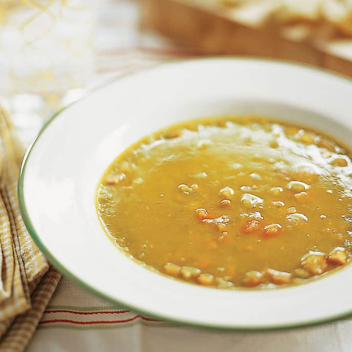 Split-Pea Soup with Ham