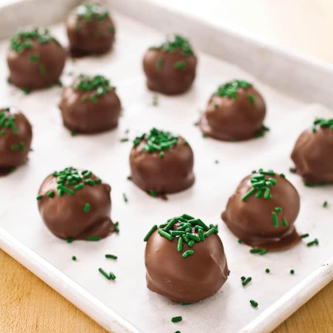 Oreo Mint Balls