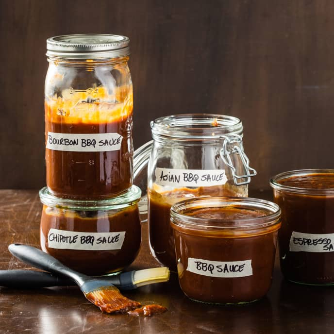 Easy All-Purpose Barbecue Sauce