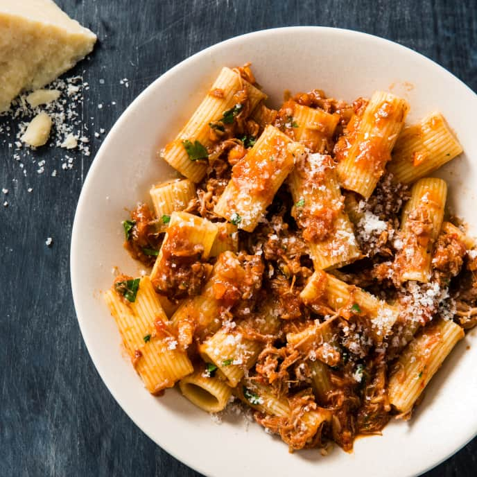 Slow-Cooker Pork Ragu