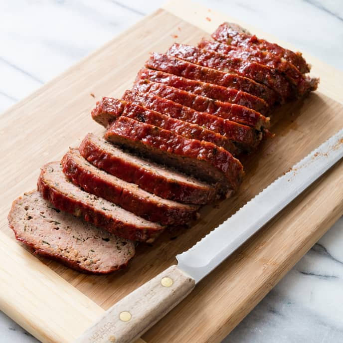 Slow-Cooker Classic Meatloaf