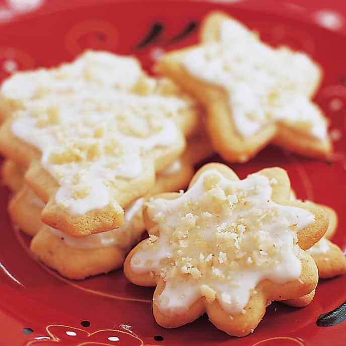 Macadamia Eggnog Creams
