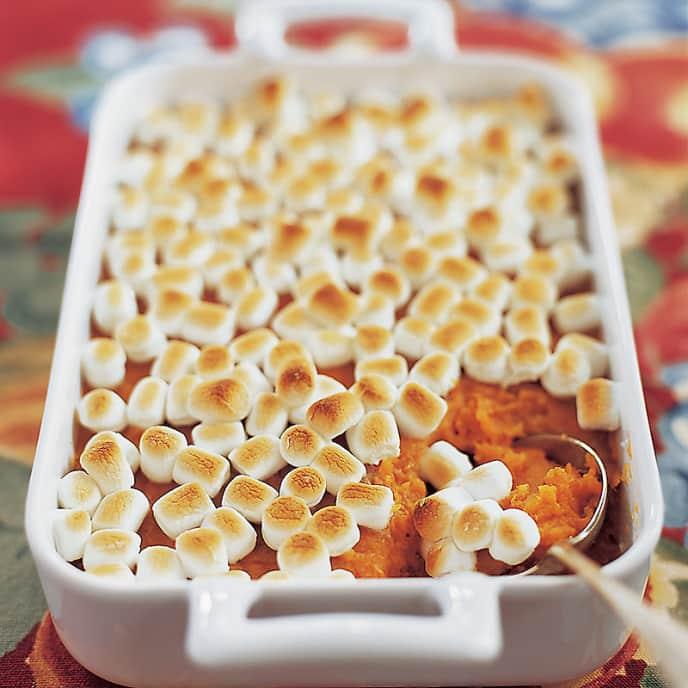 Grown-Up Sweet Potato Casserole