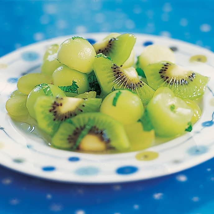 The Green Monstah Fruit Salad