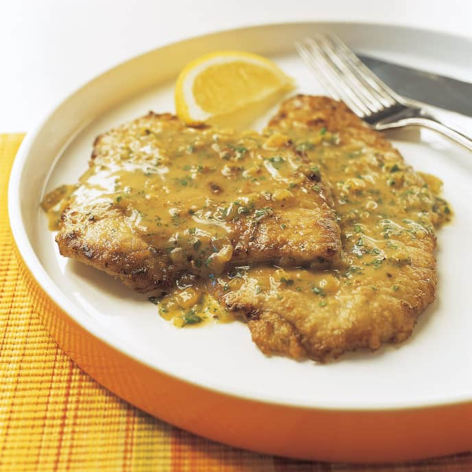Lemon-Parsley Sauce