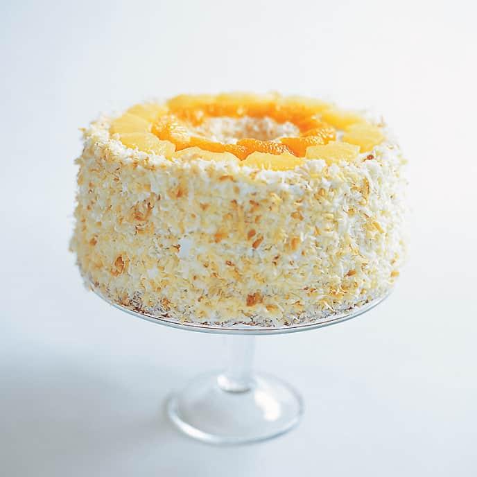 Light Angel Food Cake
