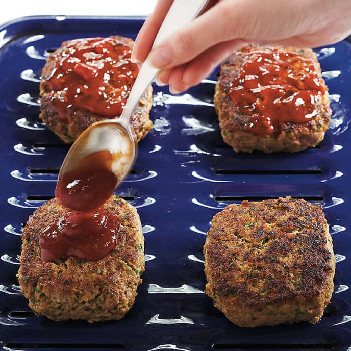 30-Minute Meat Loaves