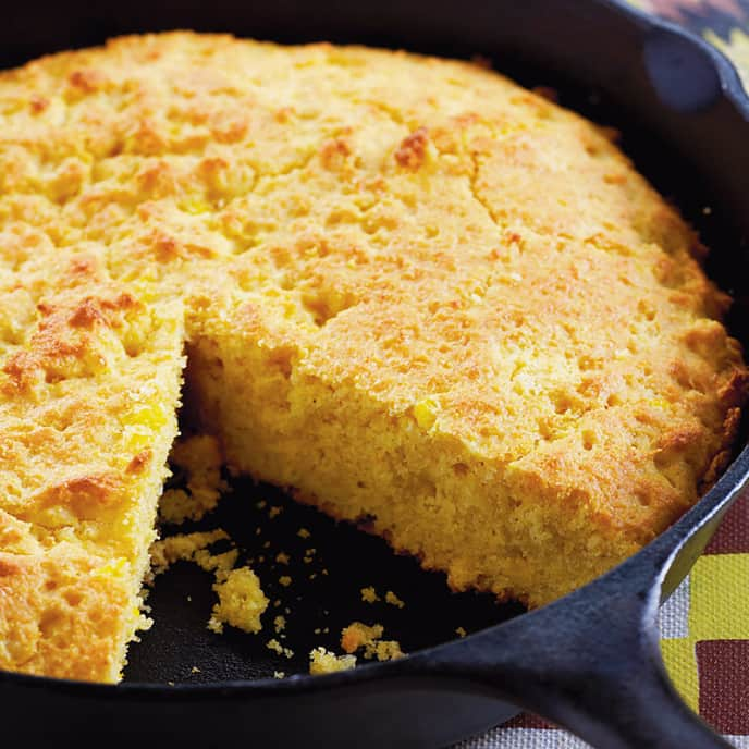 Double Corn Cornbread