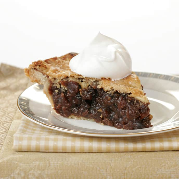 Modern Mincemeat Pie