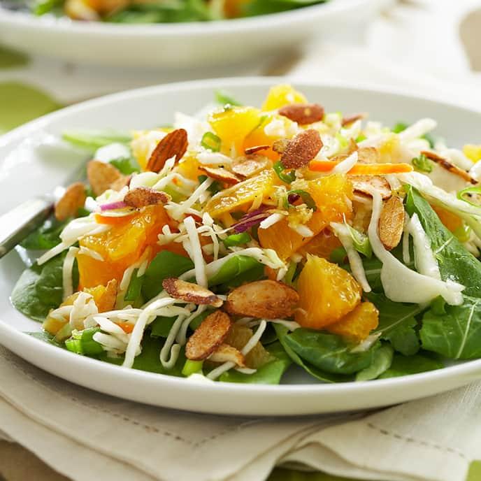 Orange Ginger Salad