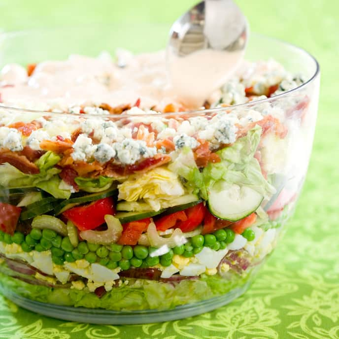 24-Hour Picnic Salad