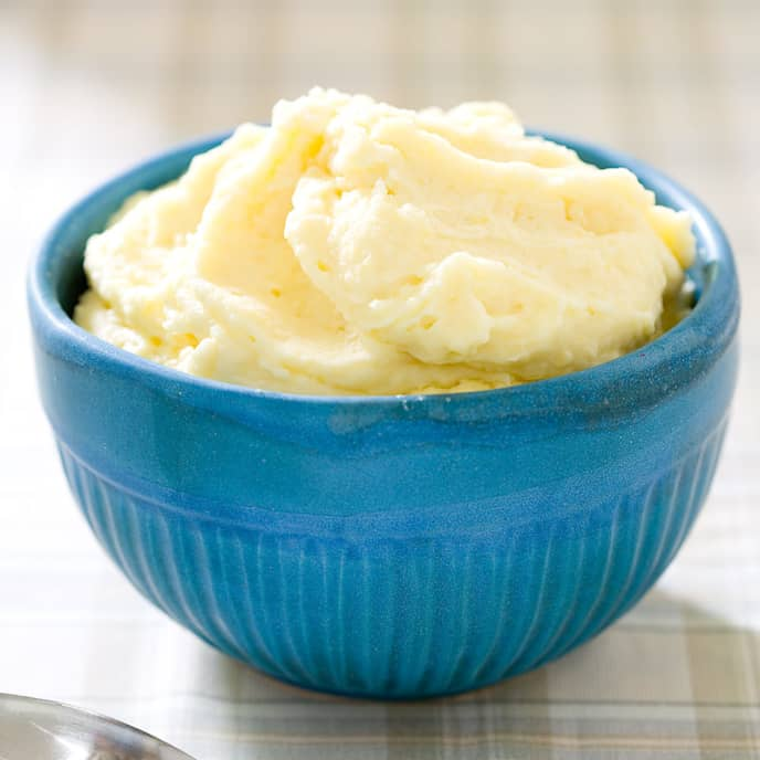 Parmesan Mashed Potatoes