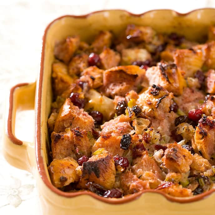 Fruity Holiday Stuffing