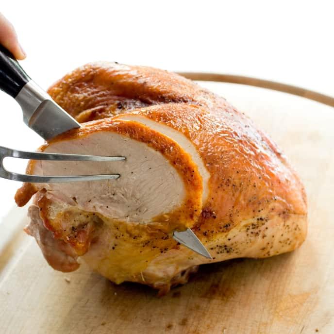 Easy Roast Turkey Breast