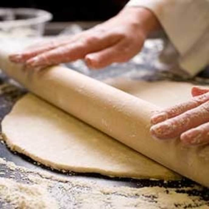 Foolproof Pie Dough for Double-Crust Pie