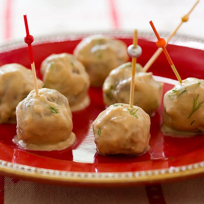Swedish Cocktail Meatballs