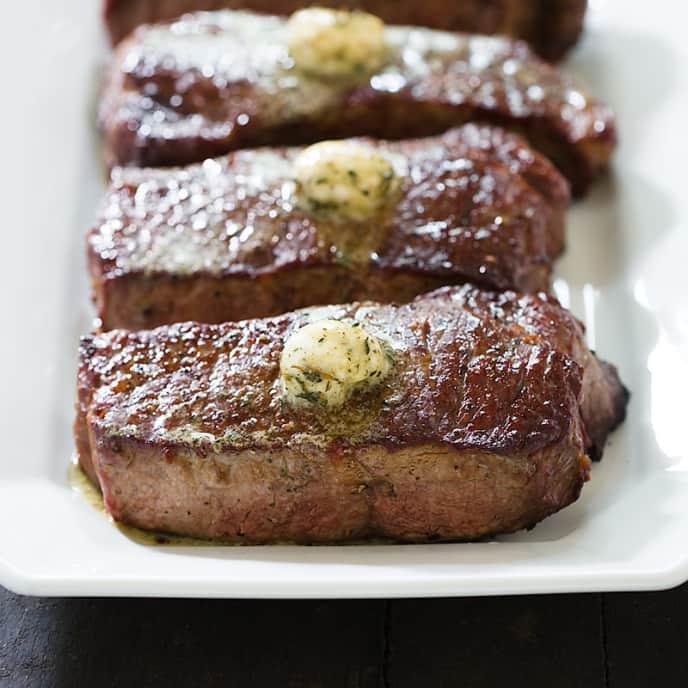 Broiled Steaks