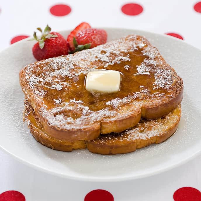 Sunday Brunch French Toast