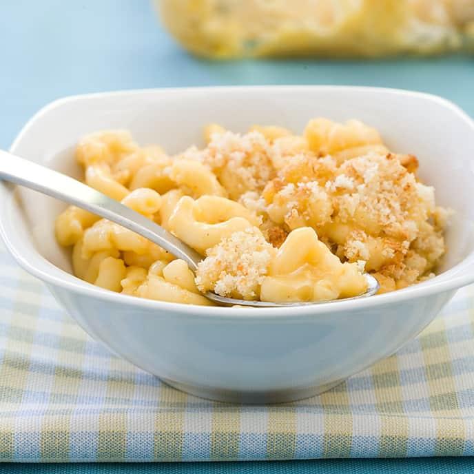 Make-Ahead Creamy Macaroni and Cheese