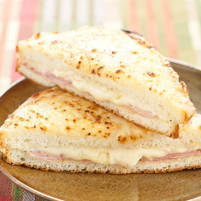 Quick Croque Monsieur