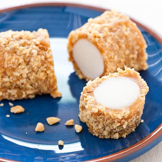 Salted Nut Rolls