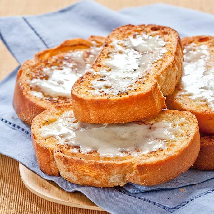 Crispy Garlic Bread