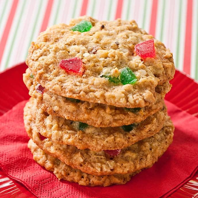 Mama's Gumdrop Cookies