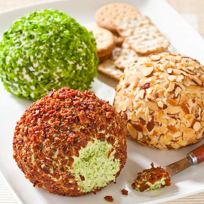 Antipasto Cheese Ball