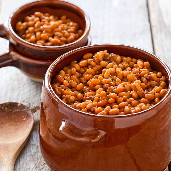 Quicker Boston Baked Beans