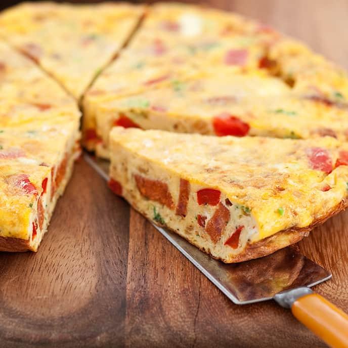 Spanish-Style Frittata