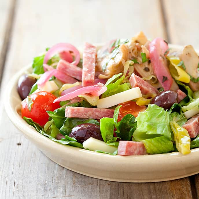 Marinated Antipasto Salad