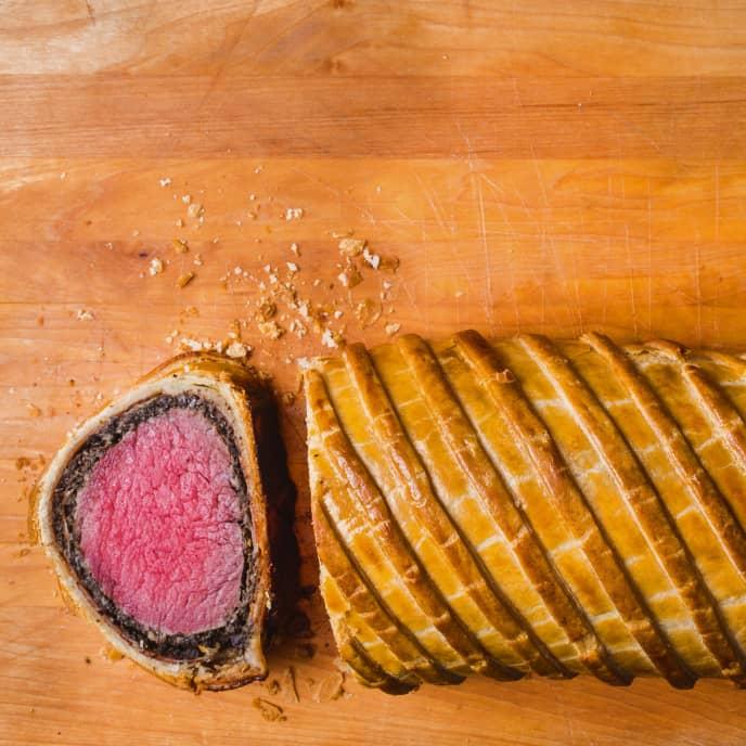 Updated Beef Wellington
