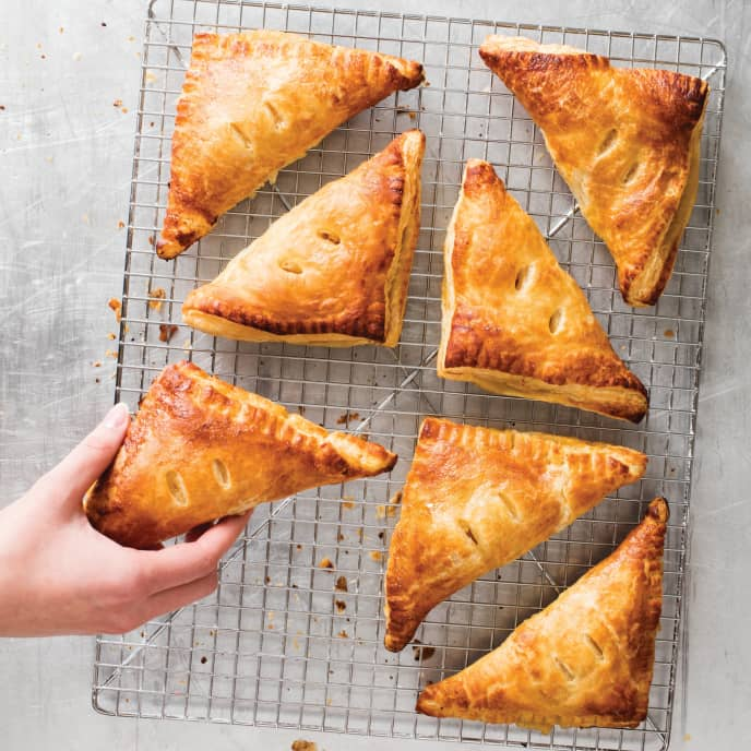 Apple Turnovers (Reduced Sugar)