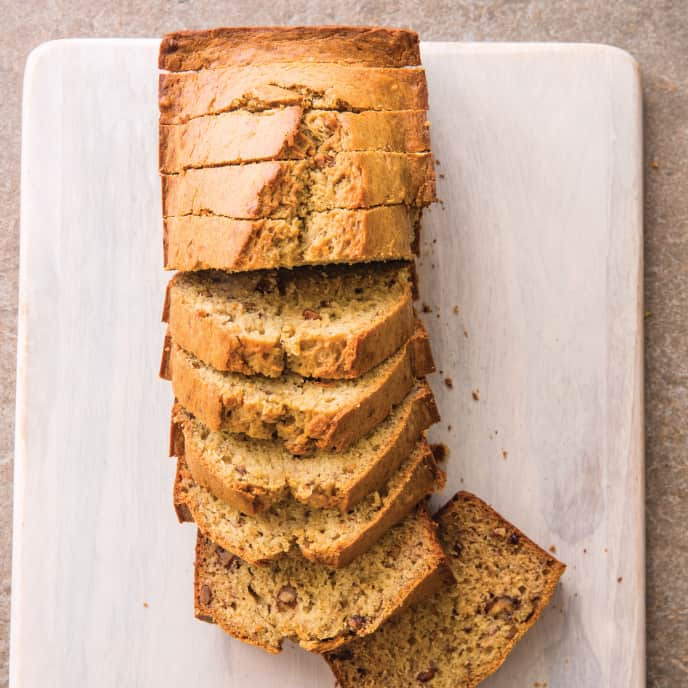 Banana Bread (Reduced Sugar)