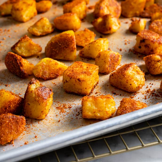 Barbecue-Spiced Potatoes