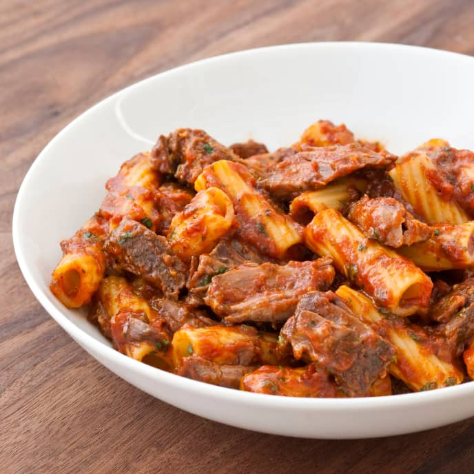 Slow-Cooker Beef Ragu With Warm Spices