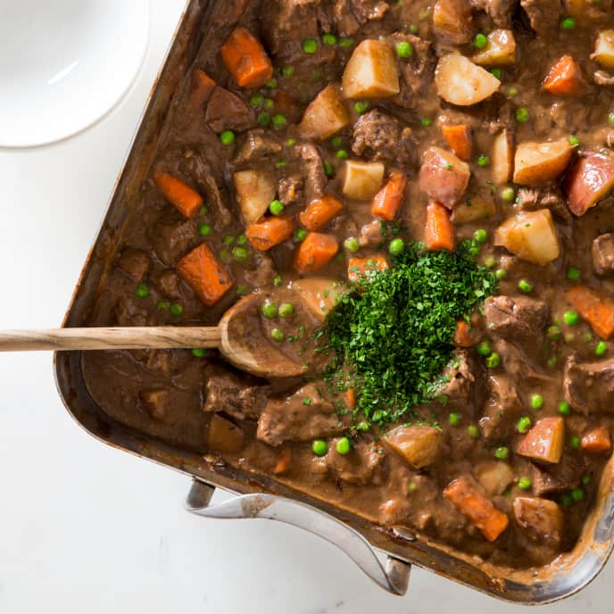 One-Pan Big Batch Beef Stew