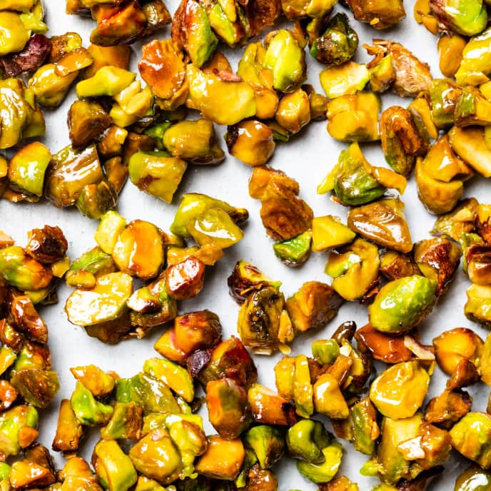Skillet Candied Nuts