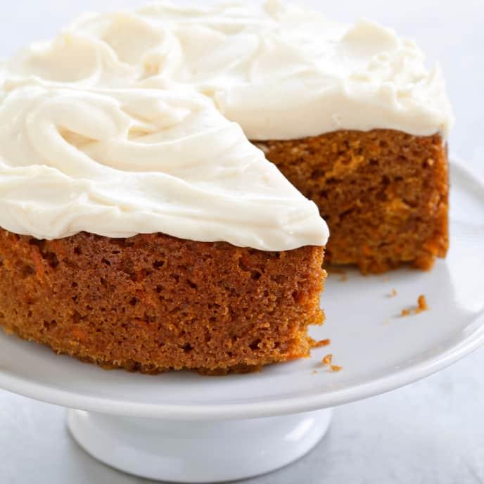 Slow-Cooker Carrot Cake