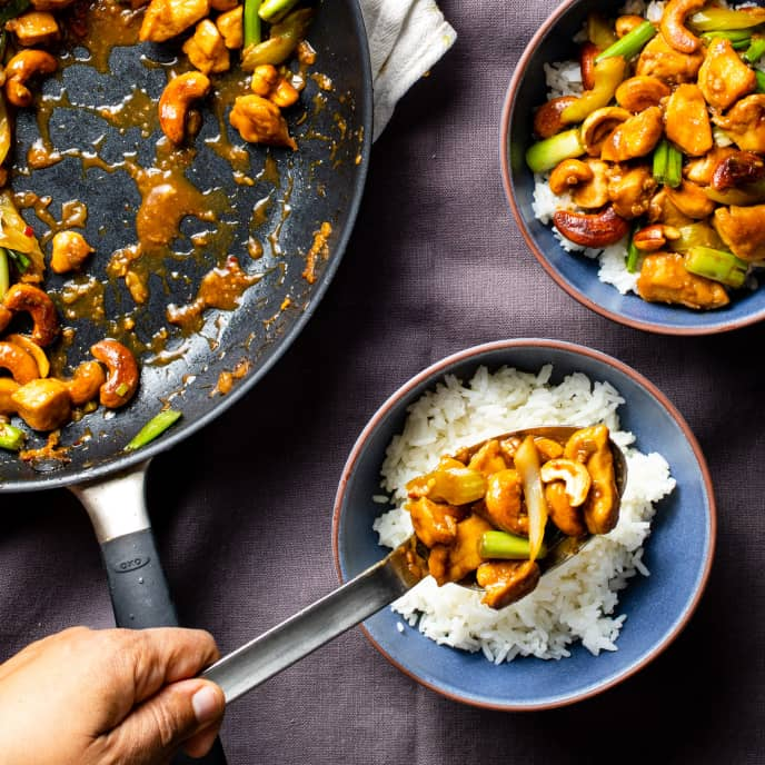 Ultimate Cashew Chicken