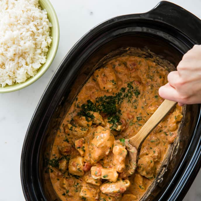 Slow-Cooker Chicken Tikka Masala