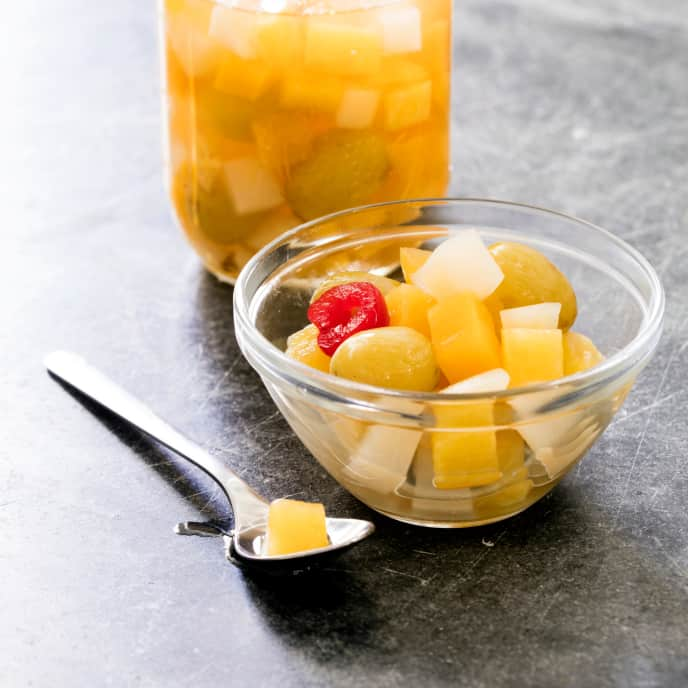 Classic Fruit Cocktail