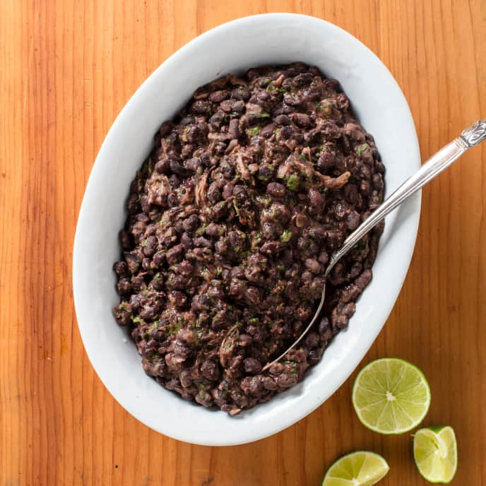 Slow-Cooker Cuban-Style Black Beans