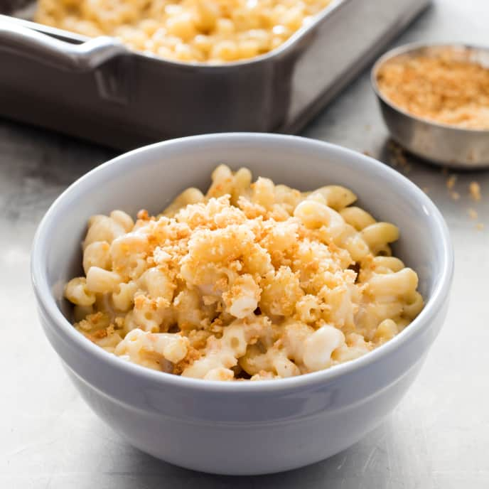 One-Pan Easy Baked Mac and Cheese