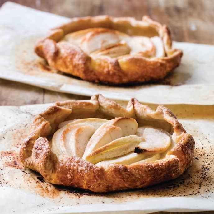 Free-Form Tartlet Dough