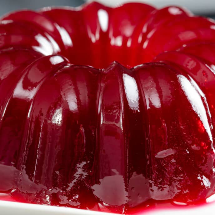 Jellied Cranberry Sauce with Ancho Chile