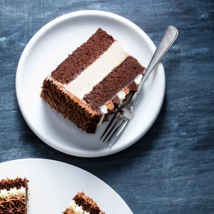 Kahlúa Cheesecake