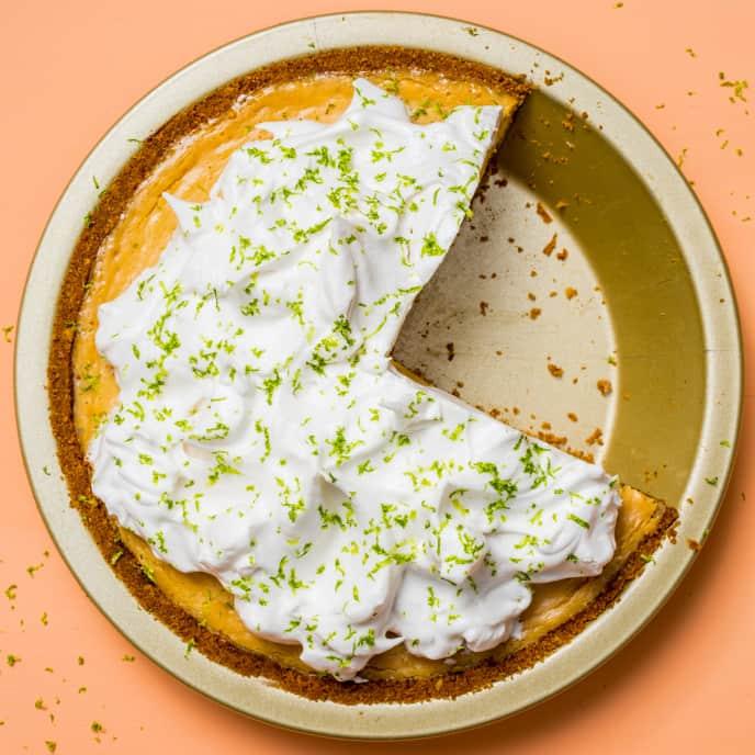 Really Good Key Lime Pie